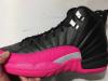 Air Jordan 12 Black Pink Release Date