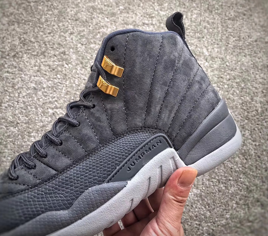 Air Jordan 12 Dark Grey 130690-005 Release Date