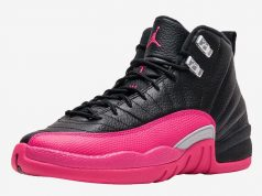 Air Jordan 12 Deadly Pink 510815-026