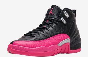 Air Jordan 12 Deadly Pink 510815-026