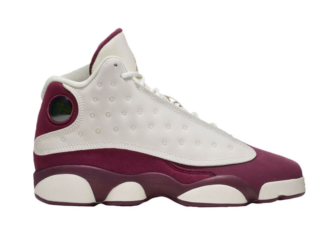 Air Jordan 13 GS 'Bordeaux' Releasing in October