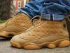 Air Jordan 13 Wheat On Feet