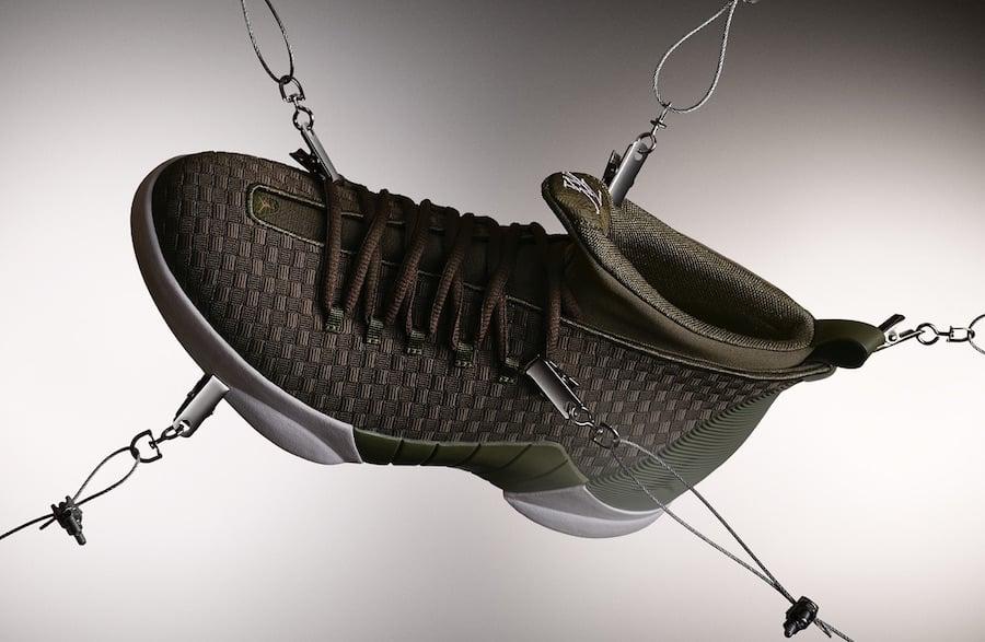 e7ac299cfad1df Air Jordan 15 PSNY Black Olive Release Date