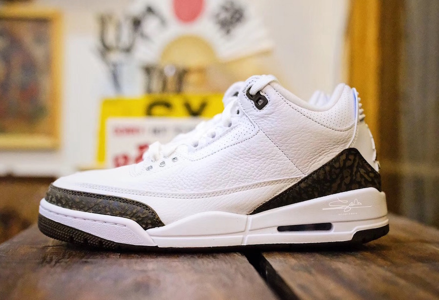 the latest 62059 3fa5b Air Jordan 3 Mocha 2018 136064-122