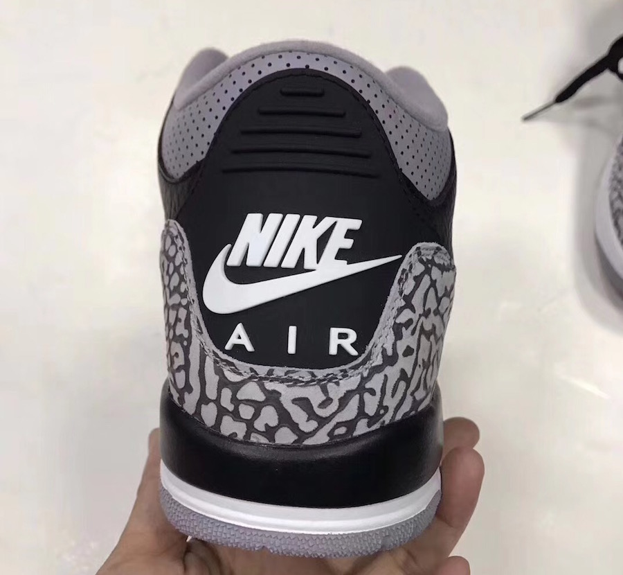 Air Jordan 3 OG Girls Black Cement 854261-001