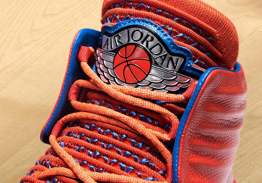 Air Jordan 32 PE Media Day OKC Thunder