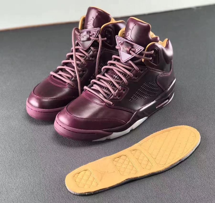 Air Jordan 5 Premium Bordeaux Release Date