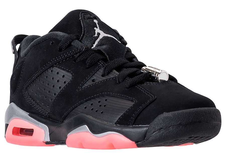 Air Jordan 6 Low GS Sunblush 768878-022