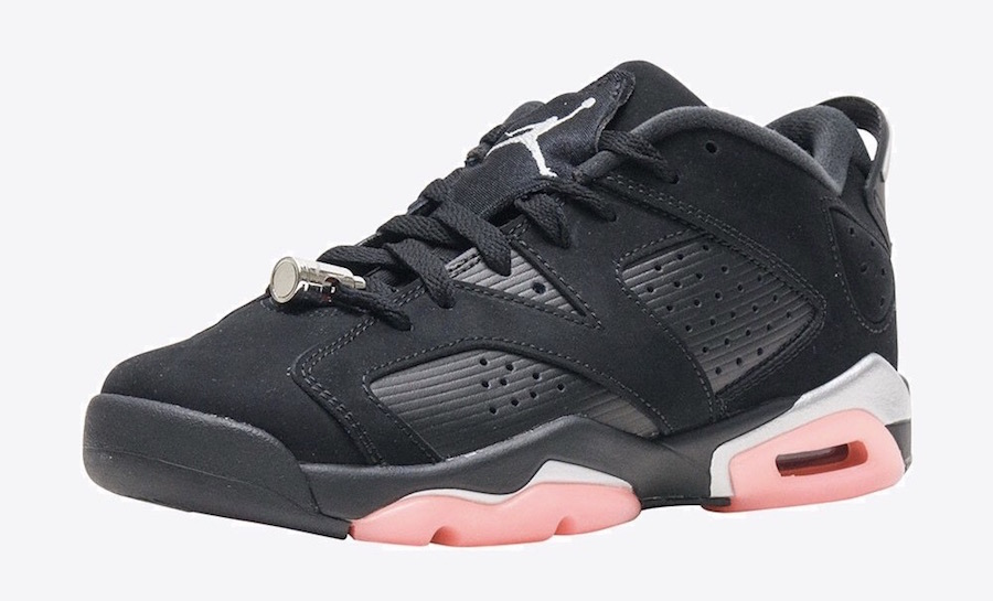 Air Jordan 6 Low GS Sunblush Release Date