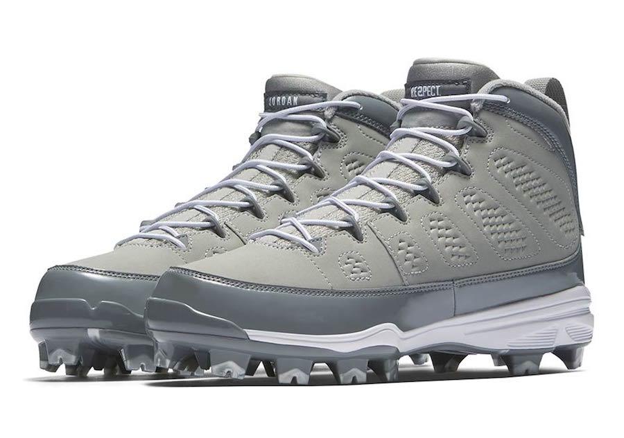 Air Jordan 9 Baseball Cleats Pack Release Date