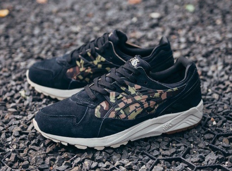 Asics Gel Kayano Trainer Forest Camo