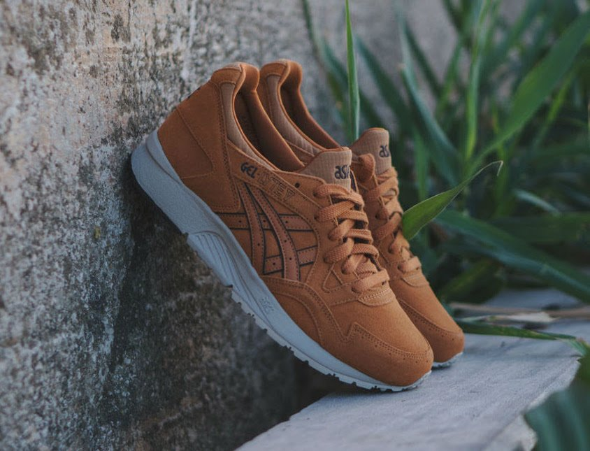 asics gel lyte v honey ginger