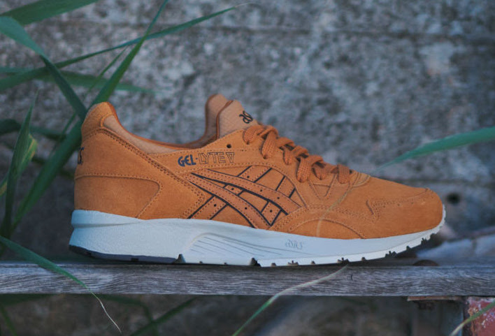 Asics Gel Lyte V Honey Ginger  cea0d0590093