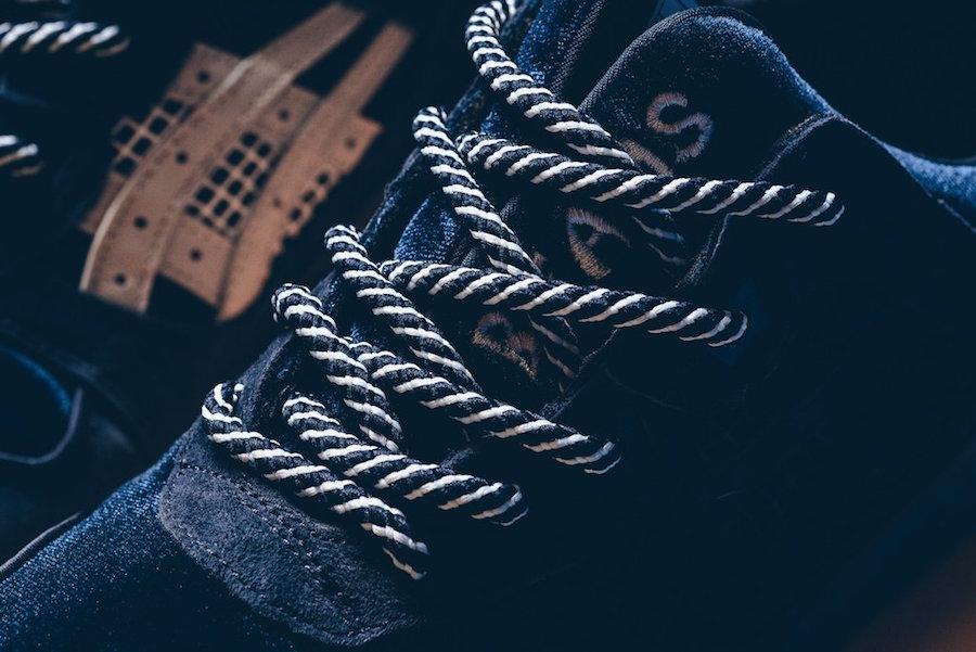 Asics Tiger x mita x BEAMS x Gel Lyte III Souvenir Jacket