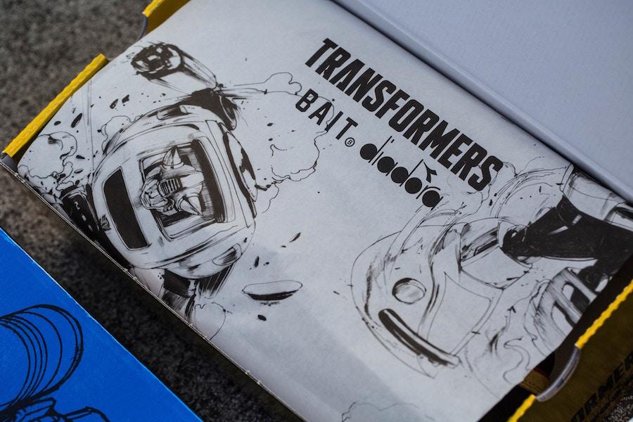 BAIT Diadora Transformers Collection