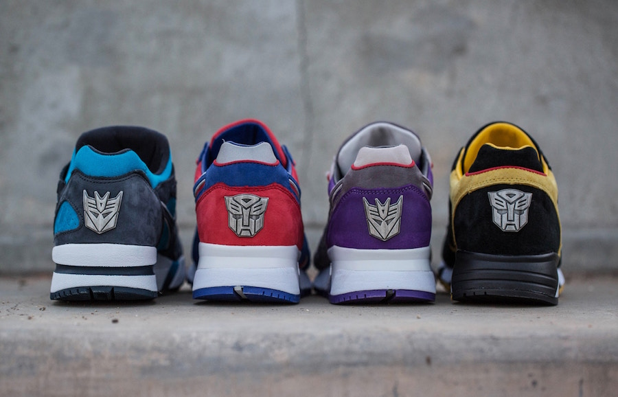 BAIT Diadora Transformers Collection