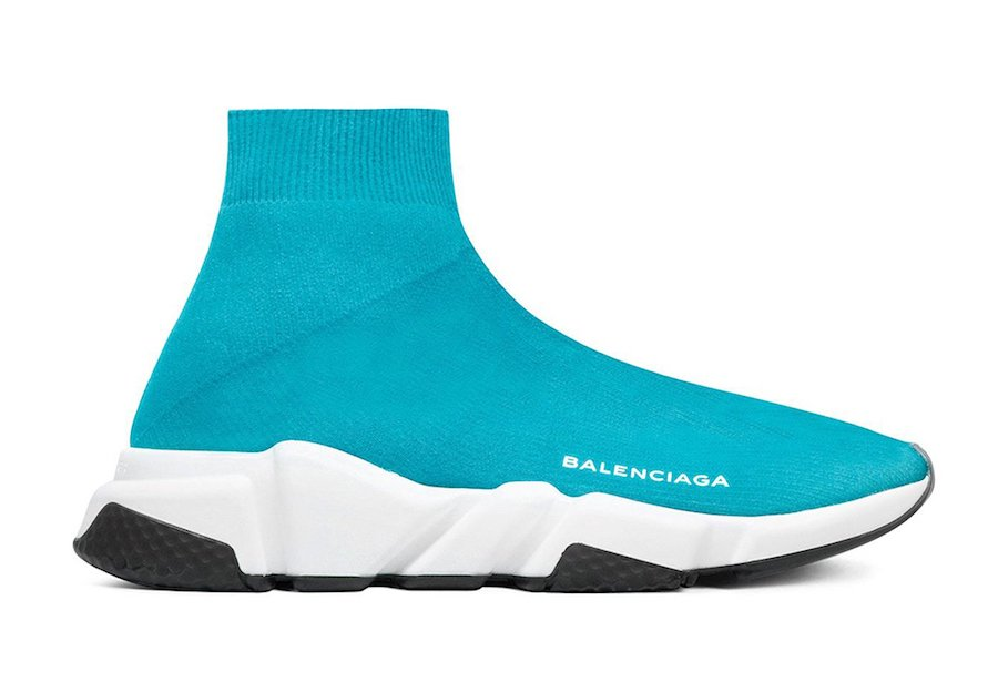 Balenciaga Speed Trainer Blue