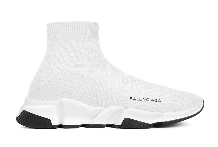 Balenciaga Speed Trainer White