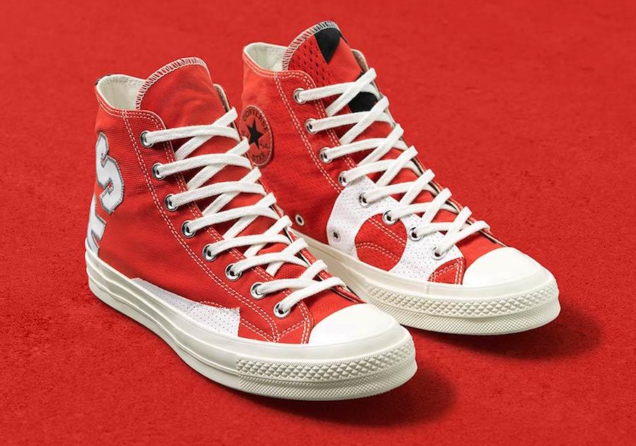 Converse Chuck Taylor NBA Jersey