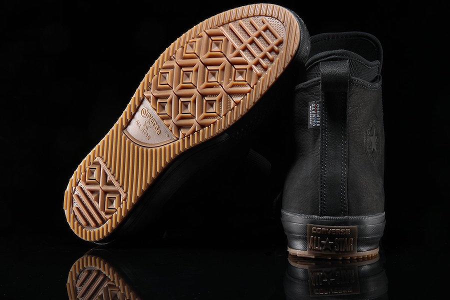Converse Chuck Taylor WP Boot HI Black Gum