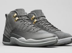 Dark Grey Jordan 12 Retro 130690-005