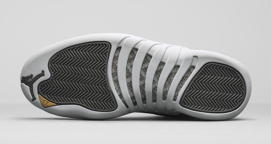 Dark Grey Jordan 12 Retro 130690-005