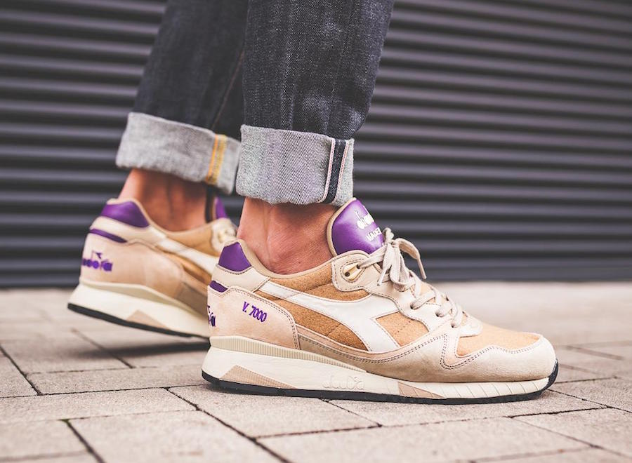 quality design 25bca 4c70d Diadora V7000 Alpine Pack Warm Sand | SneakerFiles