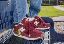 DTLR New Balance 530 St Jude Childrens Hospital