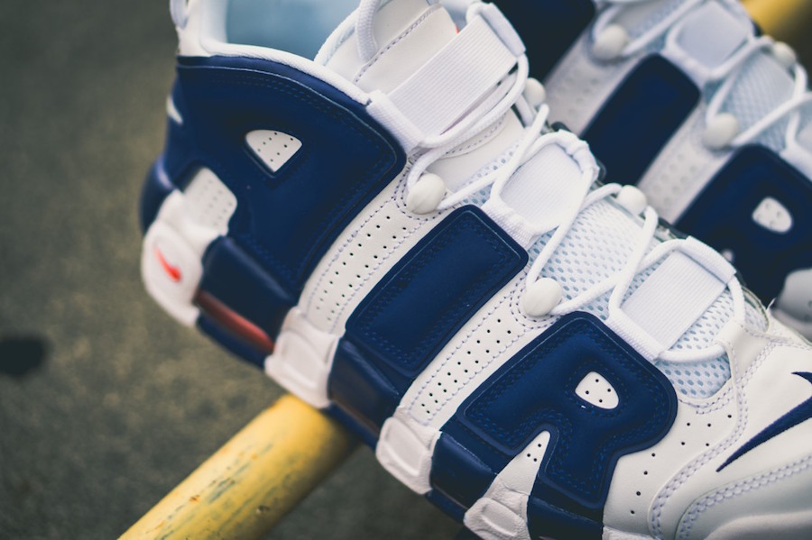 Dunk Nike Air More Uptempo Knicks