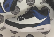 Fragment Air Jordan 3 Mache Customs