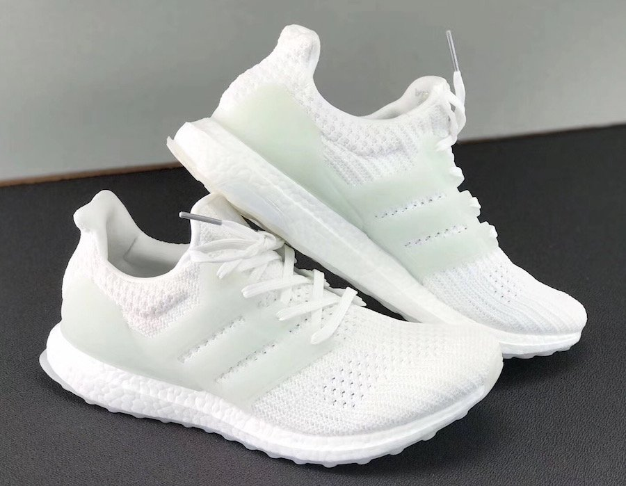Glow in the Dark adidas Ultra Boost 4.0