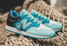 Hanon New Balance U520HNF Fisherman Blues