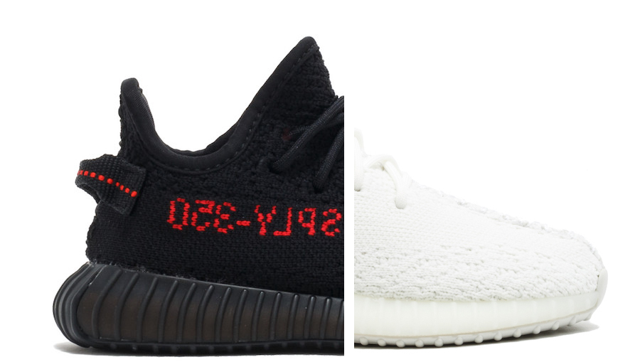 Infant Yeezy Boost 350 V2 Cream Bred Restock