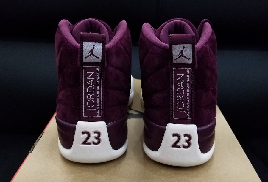a007354b1496 Air Jordan 12 Bordeaux 130690-617 Release Date