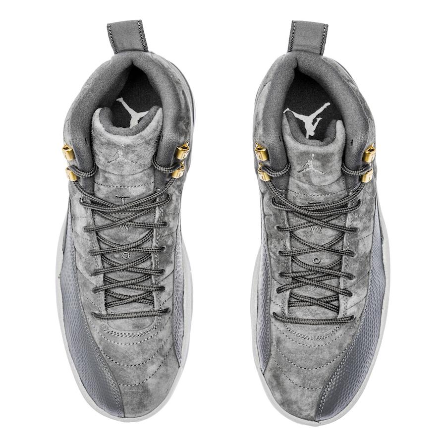 Jordan 12 Dark Grey 130690-005