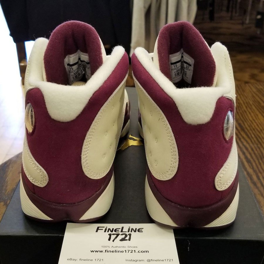 Jordan 13 GS Bordeaux 439358-112