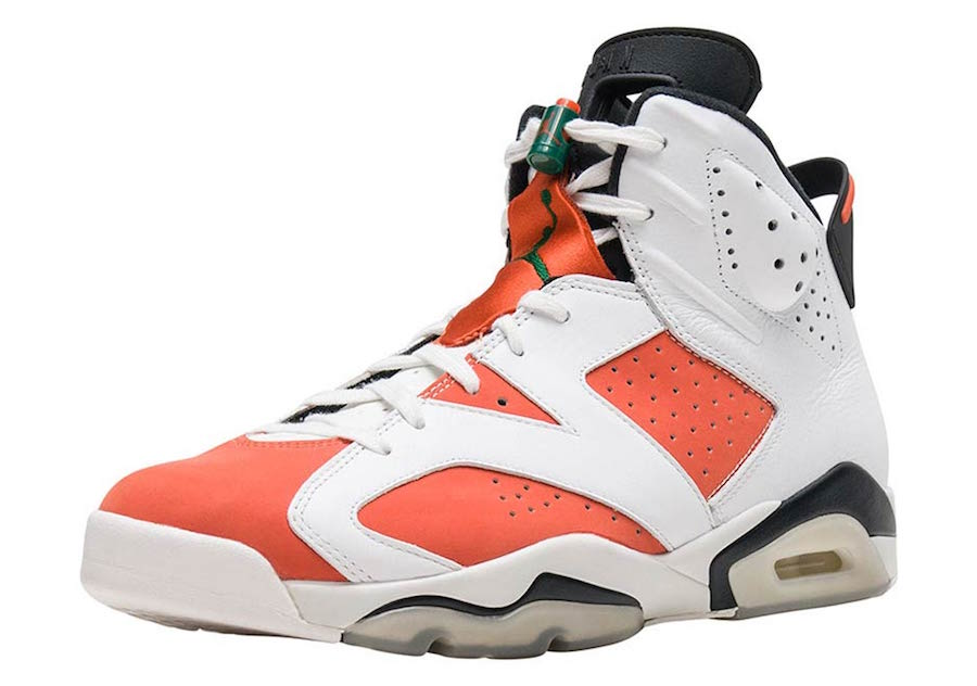 Jordan 6 Gatorade Be Like Mike Release
