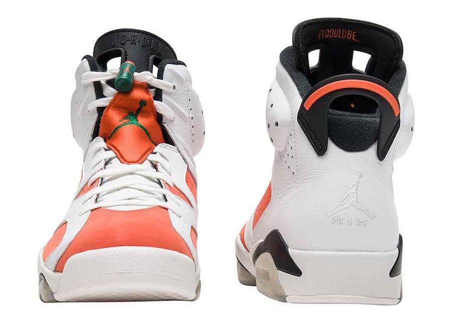 Jordan 6 Gatorade Be Like Mike Release