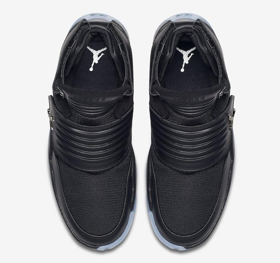 Jordan Generation Black Chrome