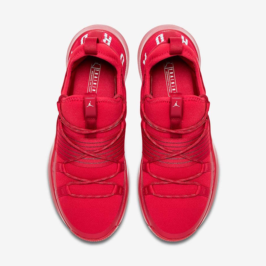 Jordan Trainer Pro Gym Red Release Date