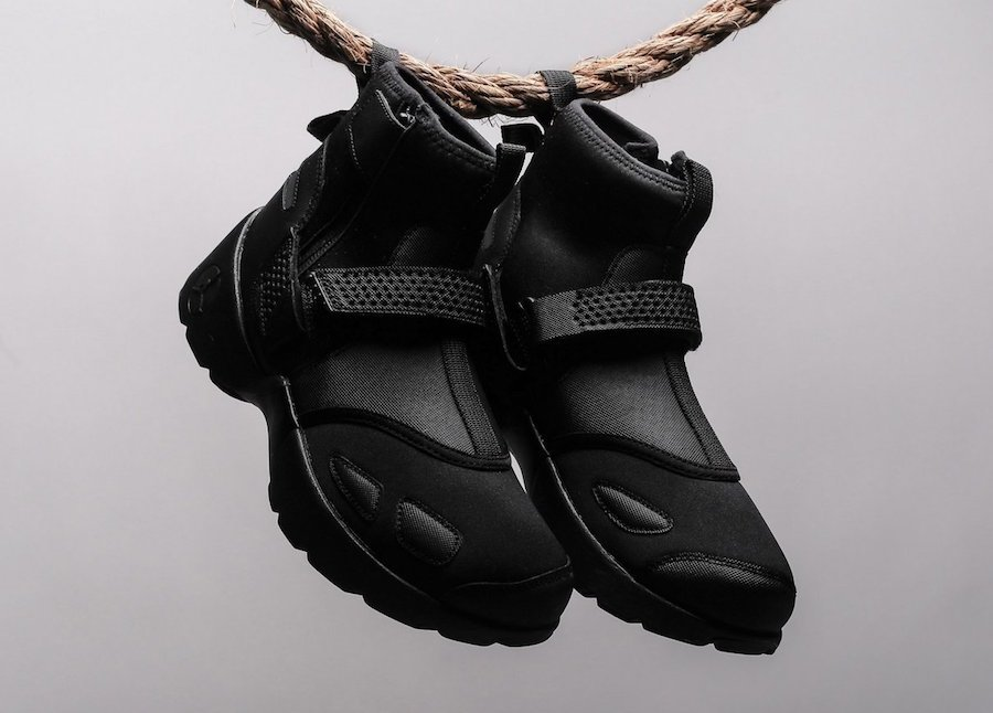 Jordan Trunner LX High Triple Black