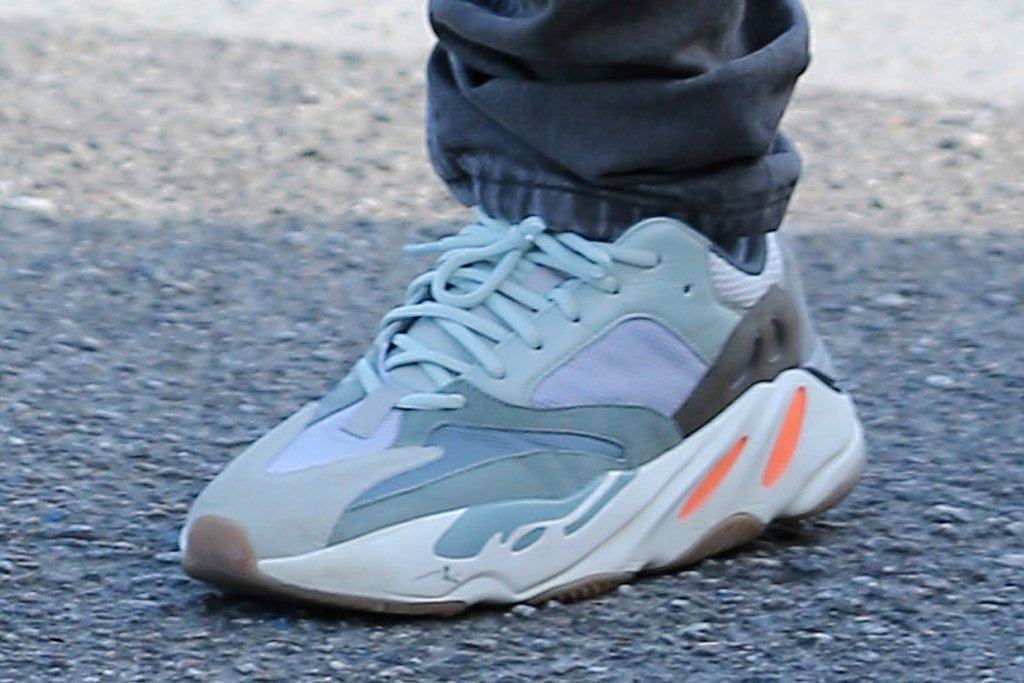 Kanye West adidas Yeezy Boost 700 Wave Runner Grey Gum