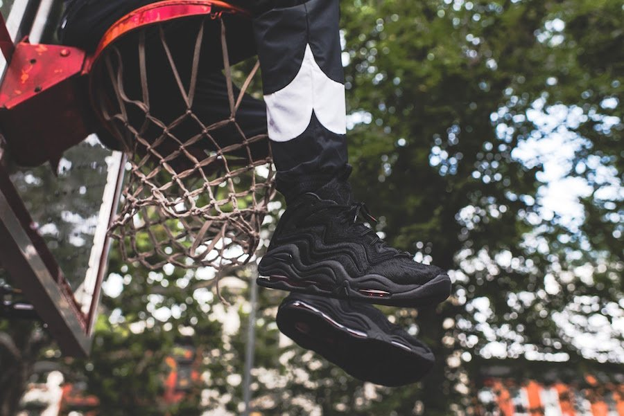 Kith Nike Air Pippen Black Pony