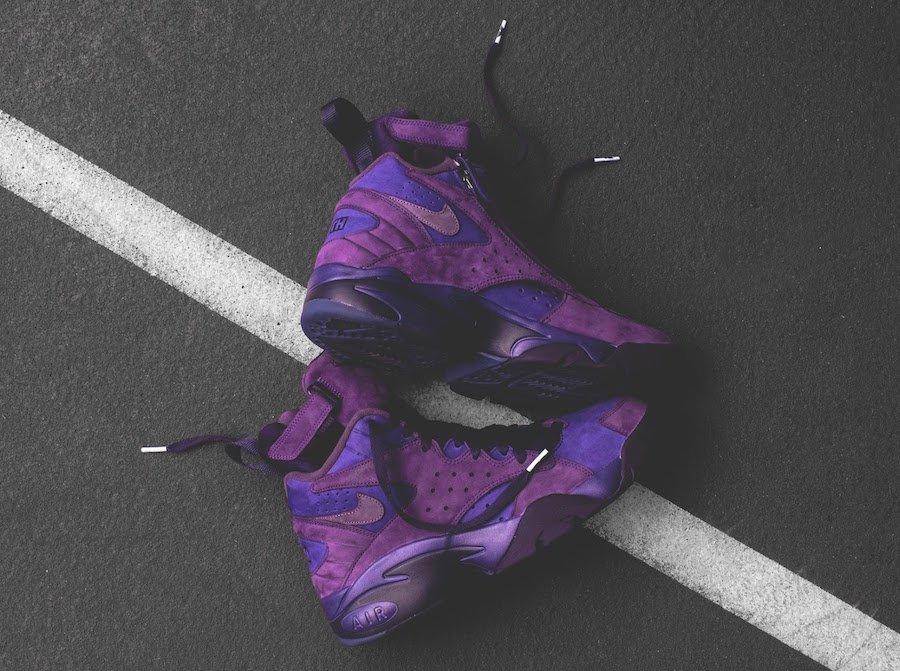 Kith Nike Maestro 2 High Purple