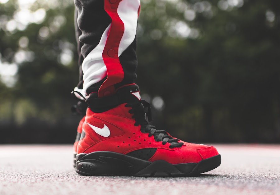Kith Nike Maestro 2 High Red