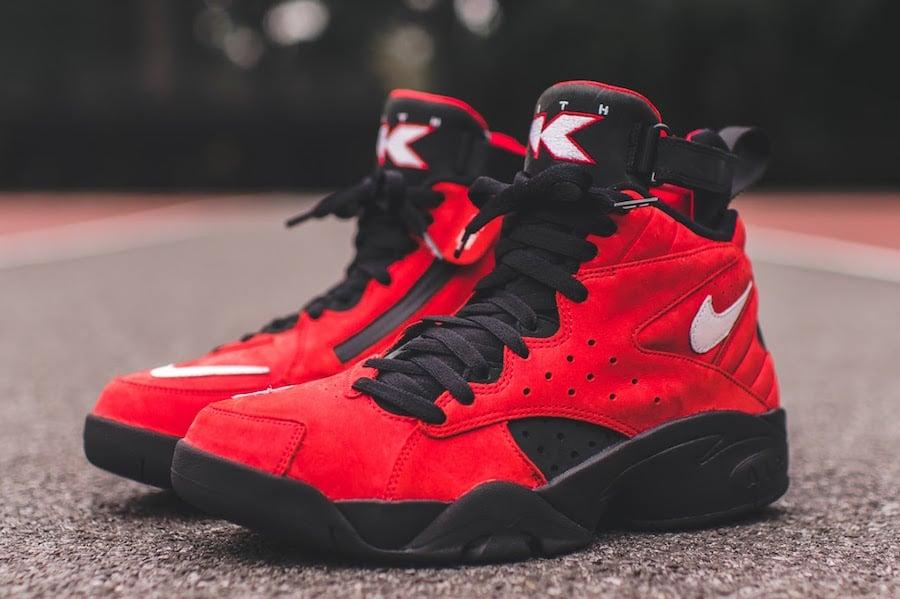 Kith Nike Maestro 2 High Red