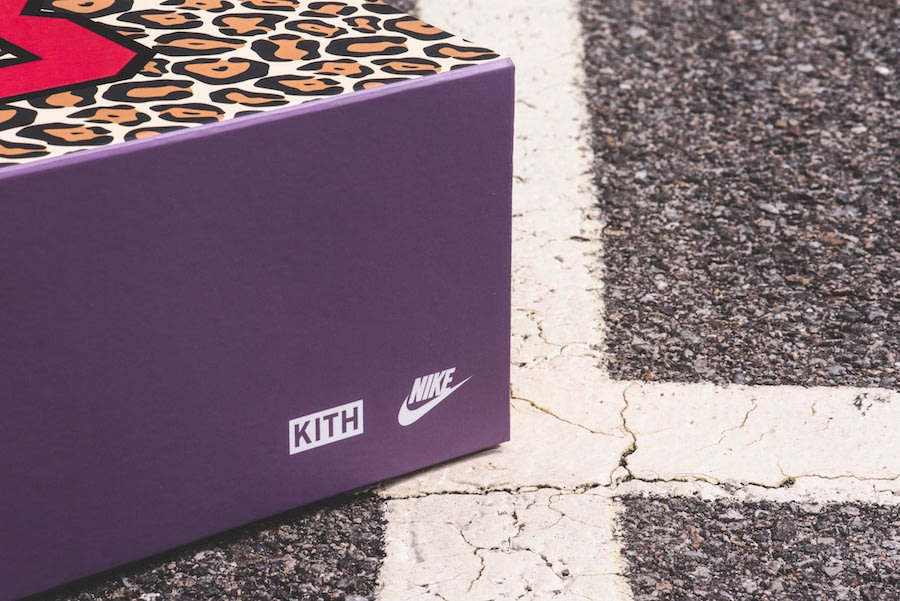 KITH Nike Maestro 2 High Release Date