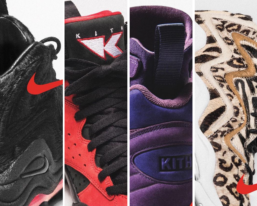 KITH Scottie Pippen Nike Phone Number Ads
