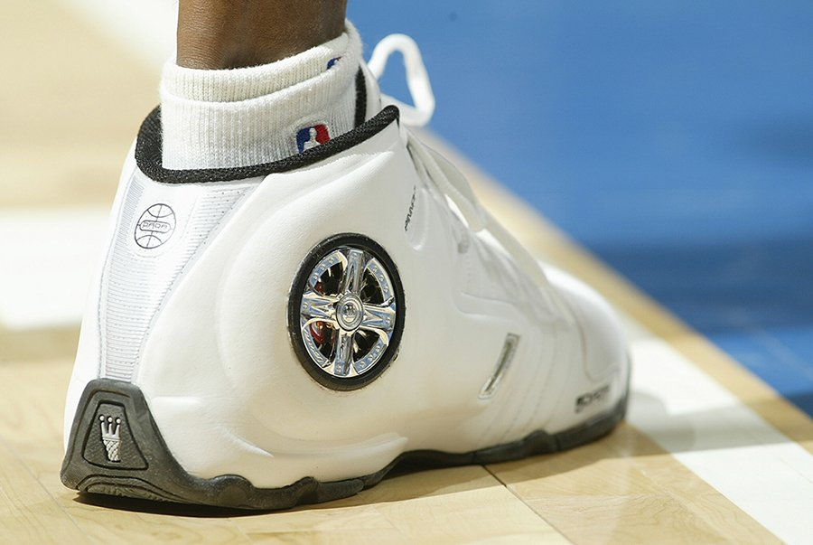 Latrell Sprewell DaDa Supreme Spinners 2018