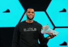 LeBron James Favorite Shoes